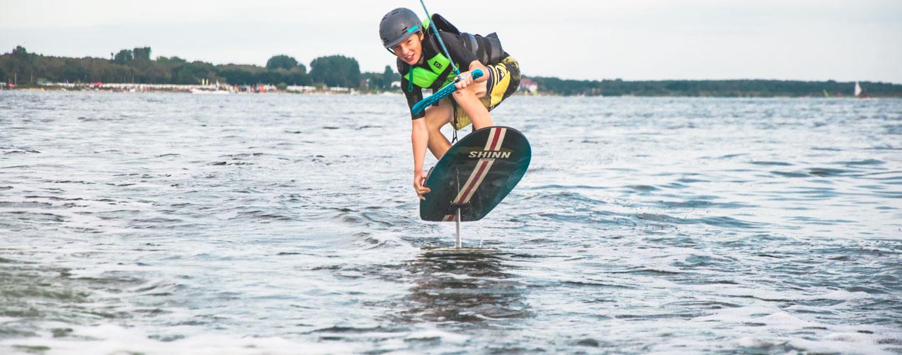 szkolenie hydrofoil