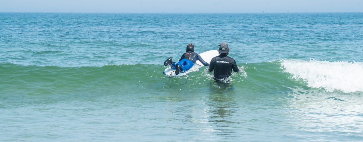 Instruktor Surfingu